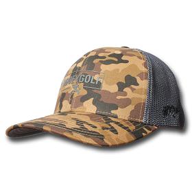 Hooey Golf Hats Mully 1799GYBK 63fadcc36f9