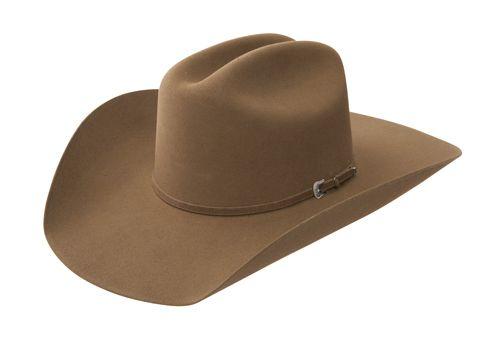 d6101f1def7 Resistol 3X TUCKER Wool Collection Felt Cowboy Hat