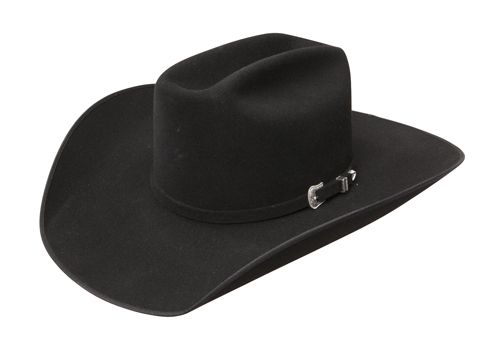 05337cc2d75 Resistol 3X TUCKER B Wool Collection Felt Cowboy Hat
