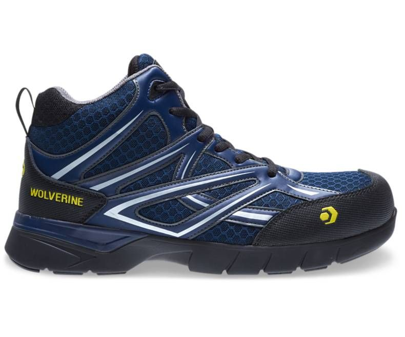 2bd416a5830 Wolverine JETSTREAM CARBONMAX® SAFETY TOE MID HEIGHT SHOE W10745