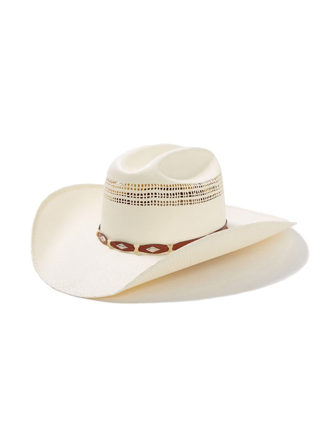 Stetson Men s BILLY STRAW COWBOY HAT SSBLLY7342. Details ce753aff90e