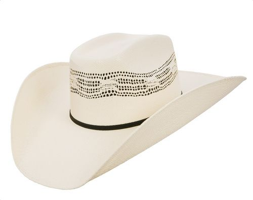 8d55ac1e730 Resistol 7X Dakota Double RR Collection Straw Cowboy Hat