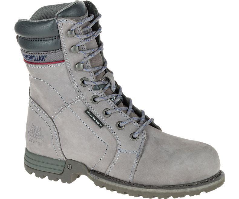 bdc2720d894 Cat Echo Waterproof Steel Toe Work Boot P90565