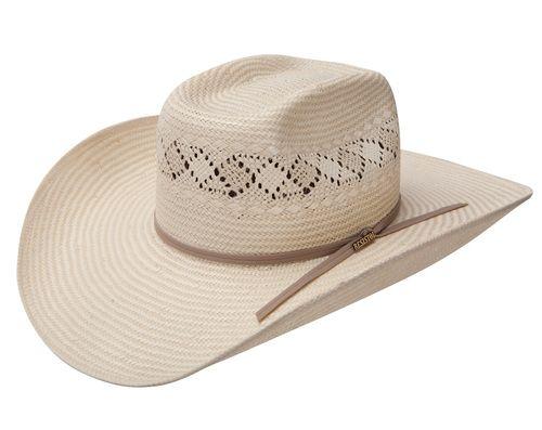 6902199b498 Resistol Kincaid Tuff Hedeman Collection Straw Cowboy Hat