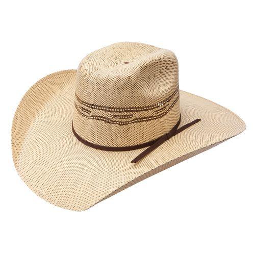 30e3b6e75f6 Resistol La Grange Tuff Hedeman Collection Straw Cowboy Hat