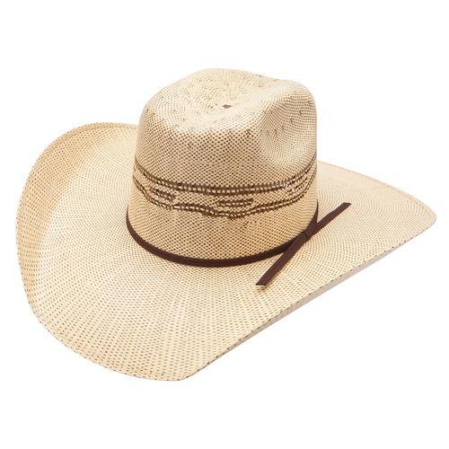 7707b5554b4 Resistol La Grange Jr Tuff Hedeman Collection Straw Cowboy Hat