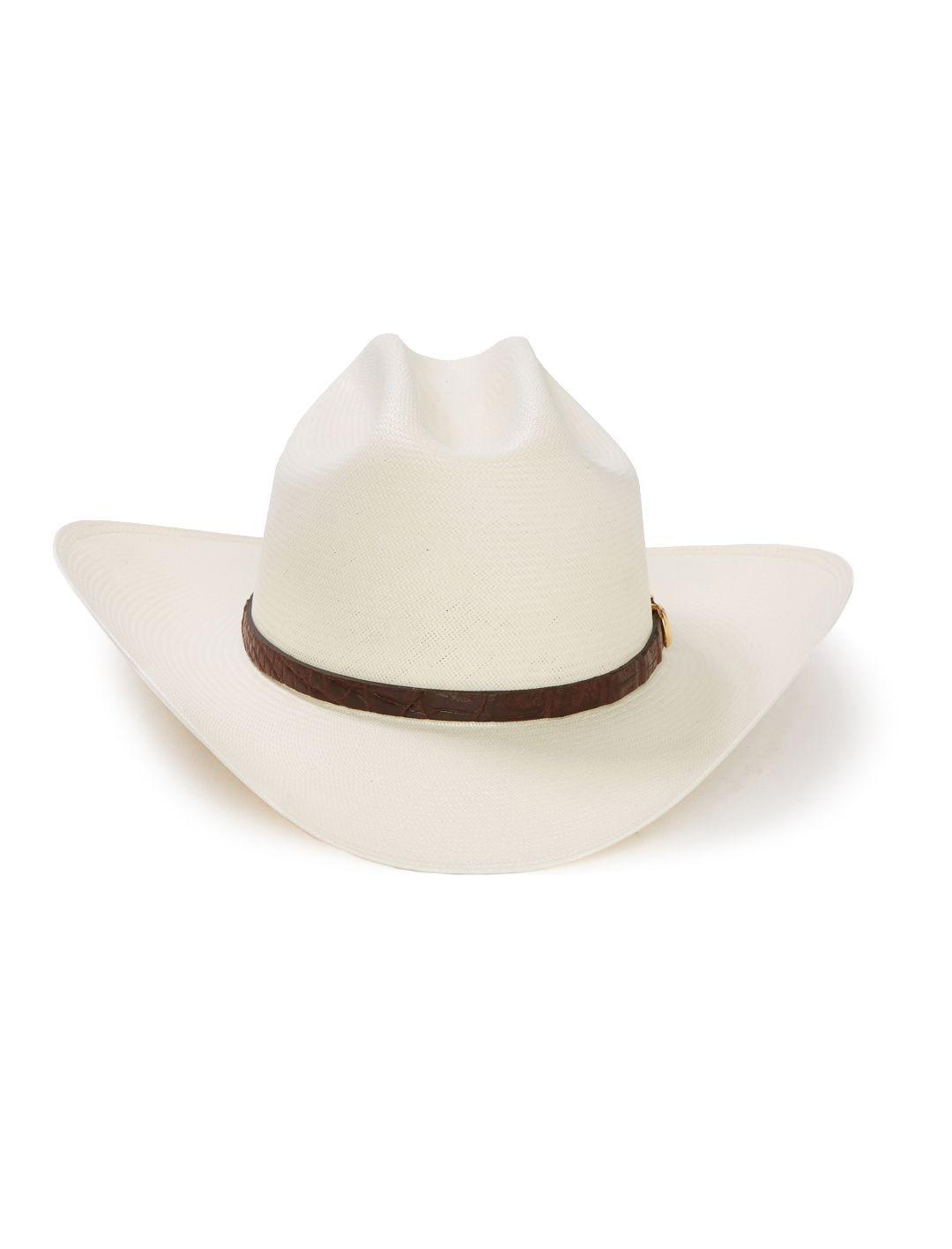 Stetson Men s Evilla De Oro 1000X Straw Cowboy Hat SSEVOR3140 1a775e32aa9