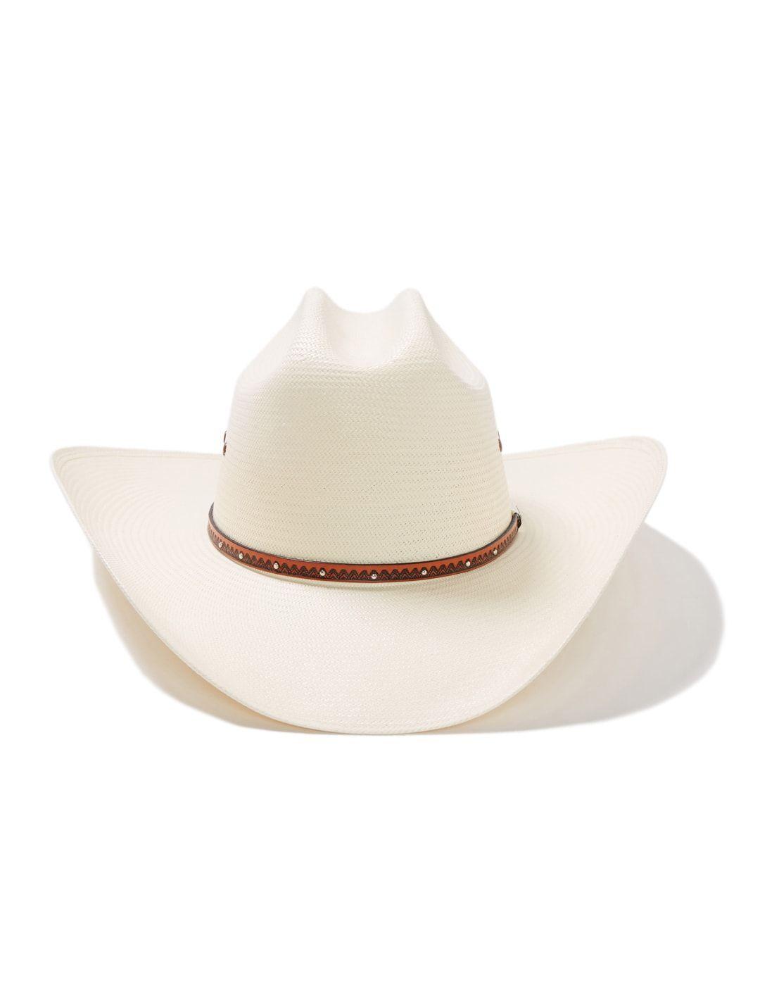 3e346984ede5e Stetson Men s Haywood 10X Straw Cowboy Hat SSHYWD6642. Details