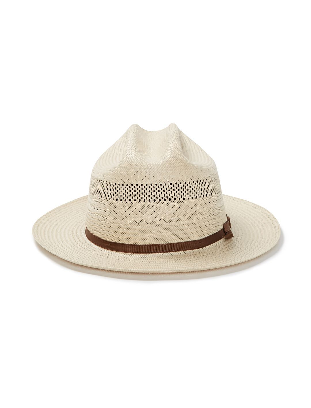 ce1a3714a26ce Stetson Men s Open Road 10X Straw Cowboy Hat SSOPRV0526. Details