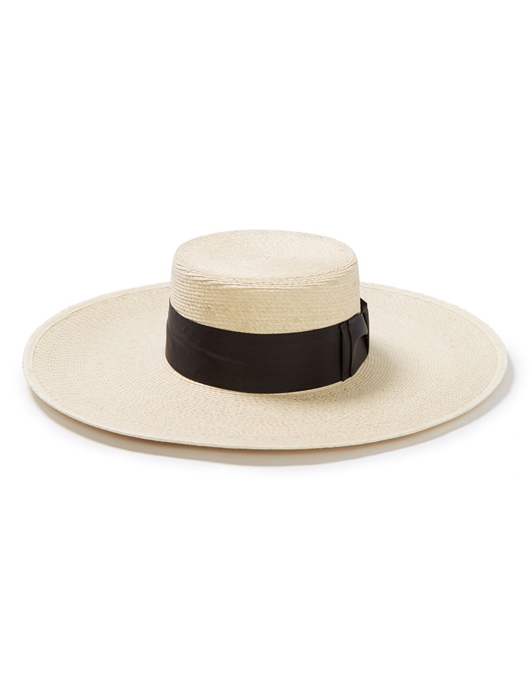 d118d1d45f455 Stetson Women s Sunny Straw Boater Hat TSSUNY0050. Details