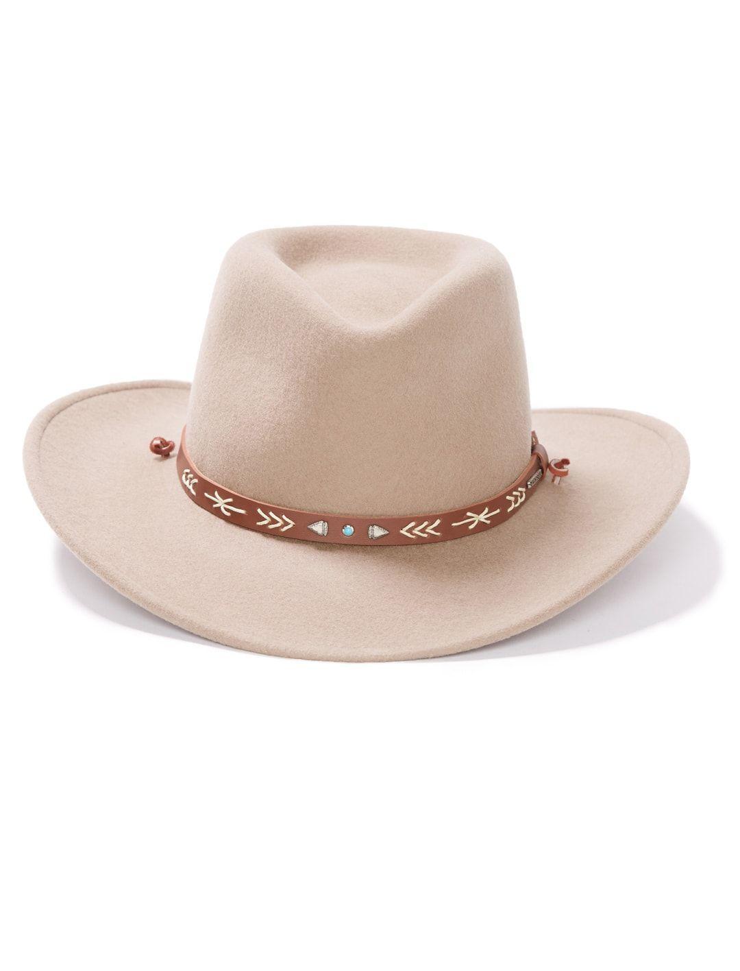Stetson Men s Santa Fe Outdoor Hat TWSTFE8130 b3305fc014b
