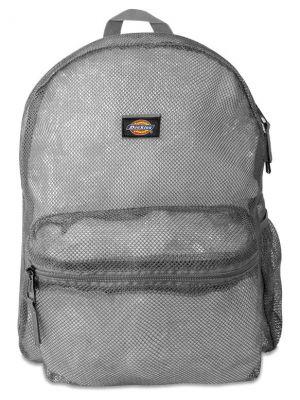 Dickies Grey Mesh Backpack 03657BGY