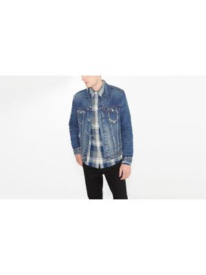 Levi's Men's THE TRUCKER JACKET (BIG & TALL) 071580010 Front