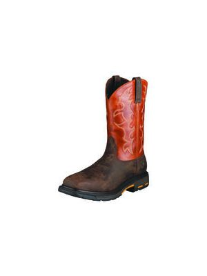 Ariat Men's Workhog Square Toe St 10006961