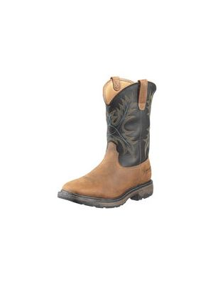 Ariat Men's Workhog Square Toe H2O St 10010133