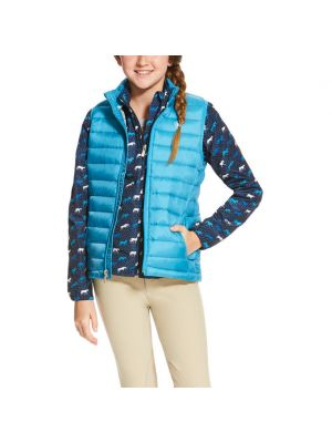 Ariat Kid's Ideal Down Vest 10020376