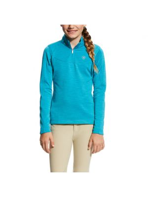 Ariat Kid's Conquest 1/2 Zip Sweatshirt 10023521