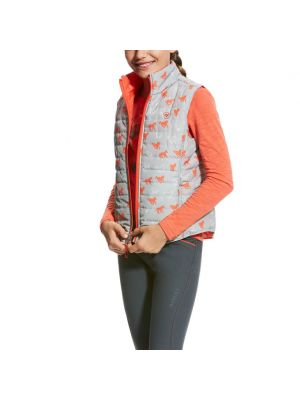 Ariat Kid's Emma Reversible Vest 10023524