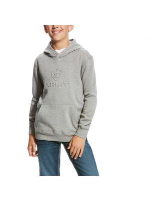 Ariat Kid's Logo Hoodie 10023604