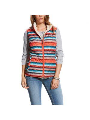 Ariat Women's Hallstatt Reversible Vest 10023921