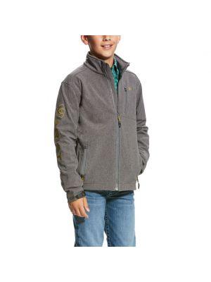Ariat Kid's Logo 2.0 Softshell Jacket 10024056