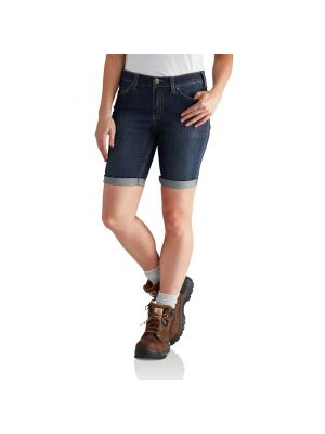Carhartt WOMEN'S SLIM FIT NYONA SHORT 102444