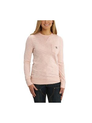 Carhartt WOMEN'S NEWBERRY POCKET SWEATSHIRT 102480
