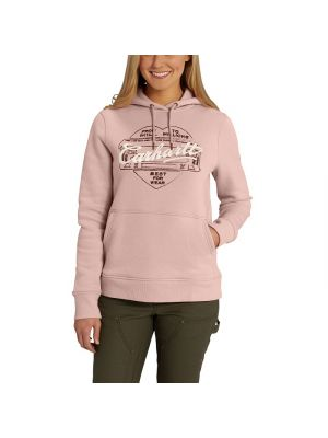 Carhartt WOMEN'S CLARKSBURG GRAPHIC 102793