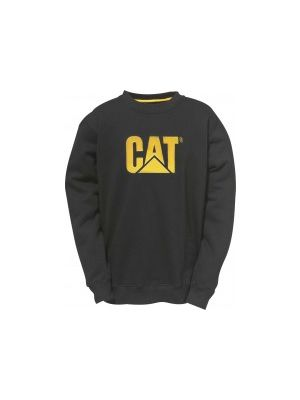 Cat Men's Logo Crewneck 0022