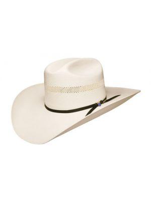 Resistol 10X Big Money USTRC Collection Straw Cowboy Hat