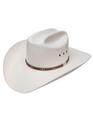 Resistol 10X Kingman T George Strait Collection Straw Cowboy Hat