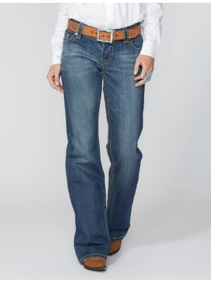 Stetson 214 Trouser Fit Jean With Deco Back Pocket 11-054-0214-0320