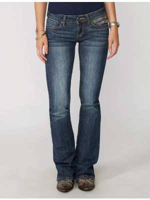 Stetson 816 Fit Jeans With Metal Herringbone Coin Pocket 11-054-0816-1303