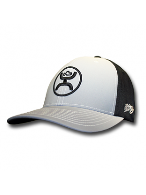 Hooey Hats Ohl Fade 1633T-BKWH