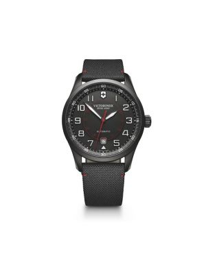Victorinox Men's Watches AirBoss Mechanical Black Edition 241720