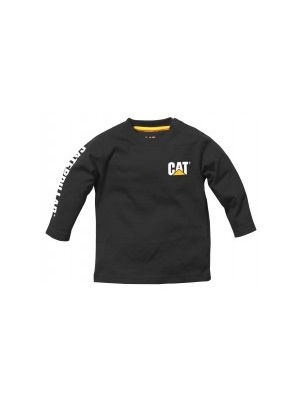 Cat Children's Infant Banner L/S Tee BLST003
