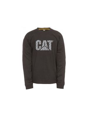 Cat Men's Logo L/S Tee 5408