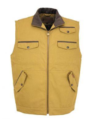Outback Trading Company Men's Tillman Vest 29717-CVS-SM