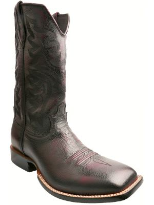 Twisted X Men's Burgundy Red River Cowboy Boots 036S82