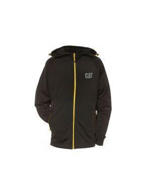 Cat Men's Contour Zip Up Sweatshirt ZUS003