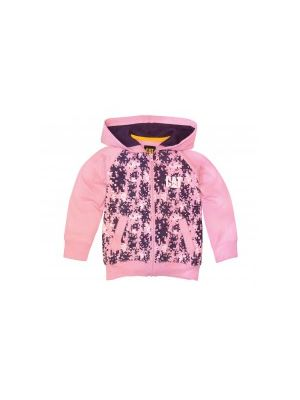Cat Children's Digi-Camo Zip Sweatshirt 3894