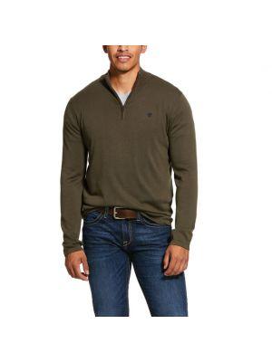 Ariat Men's Mns Crew Neck Sweater 10028671
