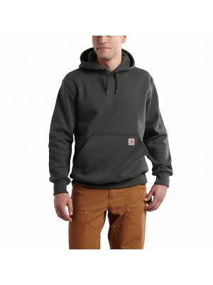 Carhartt Men's RAIN DEFENDER® PAXTON HOODED HEAVYWEIGHT SWEATSHIRT 100615