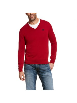 Ariat Men's Mns Crew Neck Sweater 10028669