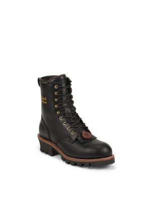 CHIPPEWA WOMEN'S TINSLEY BLACK L73050