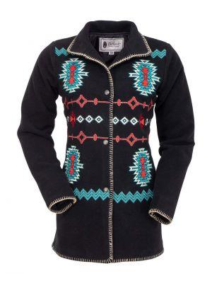 Outback Trading Company Women's Santa Fe Jacket 48717-MDN-SM