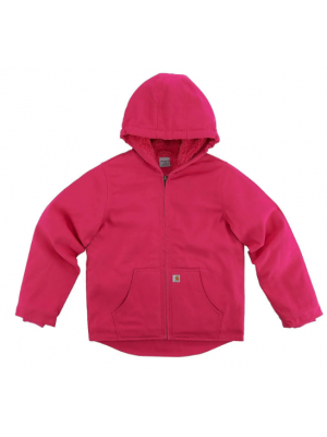 Carhartt Kid's REDWOOD JACKET SHERPA LINED CP9531