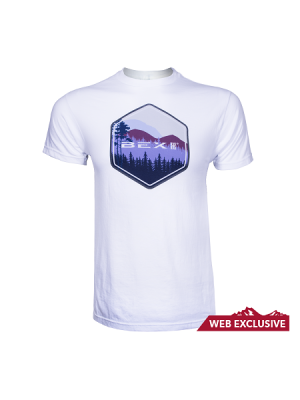 BEX OUT THERE TEE AP008WH_M-R