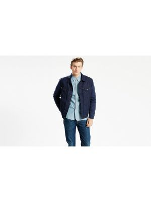 Levi's Men's THERMORE® LIGHTWEIGHT TRUCKER JACKET 244630000 Front