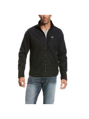Ariat Men's Bowdrie Bonded Full Zip Jacket 10023650